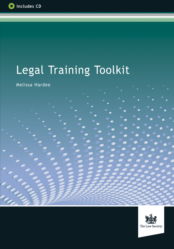 The Legal Training Handbook